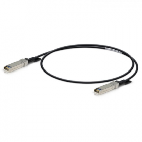 Ubiquiti UniFi Direct Attach Copper Cable, 10 Гбит/с, 1 м