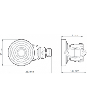 RF elements 60° Sector SH-TP 5-60