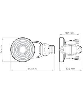 RF elements 70° Sector SH-TP 5-70