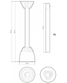 RF elements AbraCam Pendant